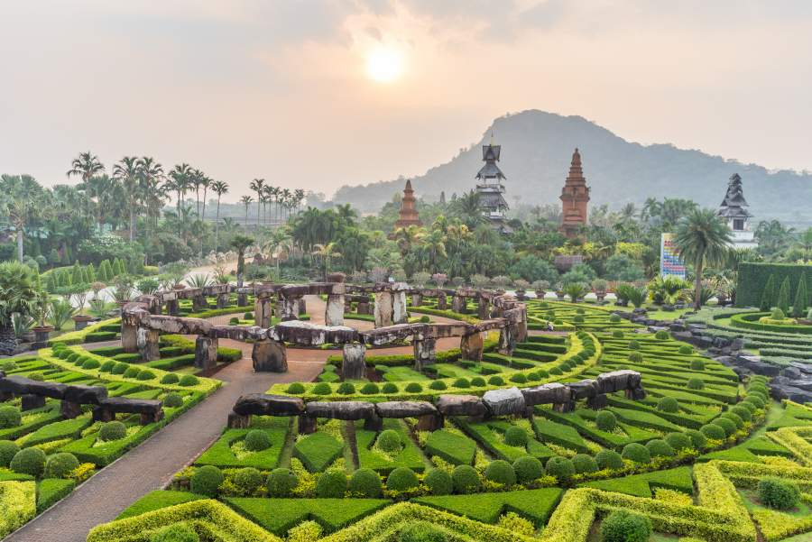 Pattaya, Thailand a great place for Travelling With A Disability