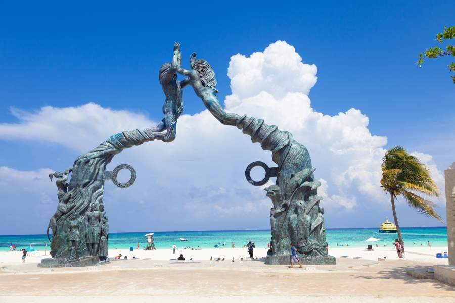 Playa del Carmen, Mexico a great destination for travelling with a disability