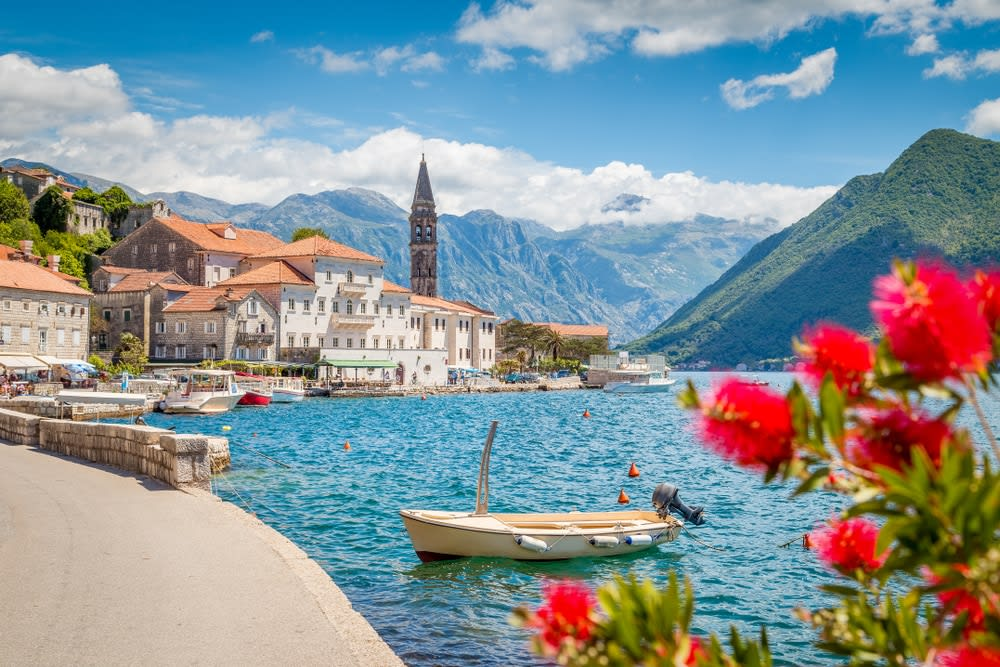 The 'new' most romantic destinations in the world: Kotor, Montenegro