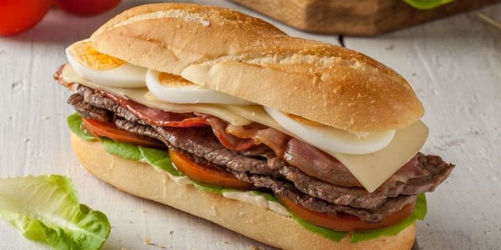 National Sandwich Day | Chivito, Uruguay AllClear Travel Blog