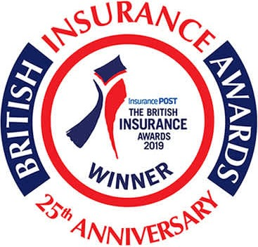 British Insurance Awards - Winner - Personal Lines Broker of the Year 2019