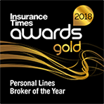 Insurance times awards 2018 Personal lines broker of the year