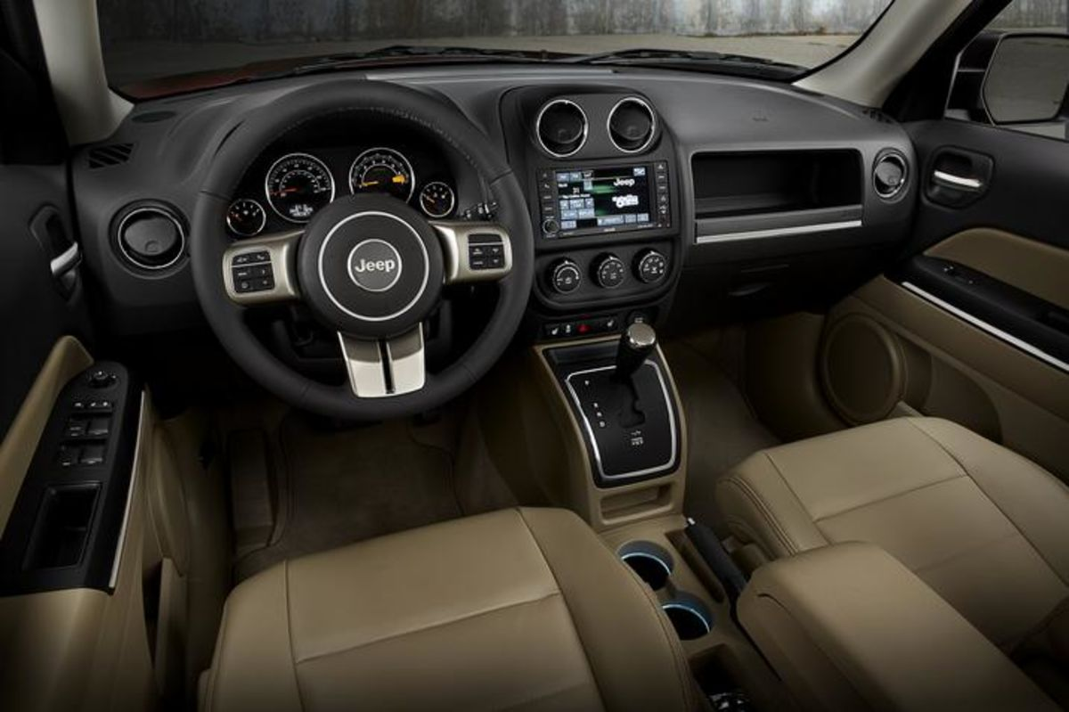 Top 5 Compact SUV Cars With The Best DriverPassenger Interior