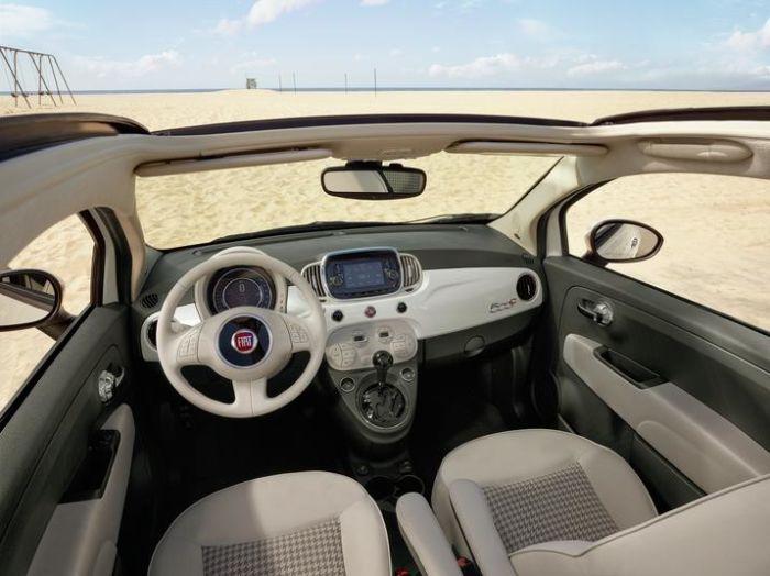 Driver/Passenger Interior