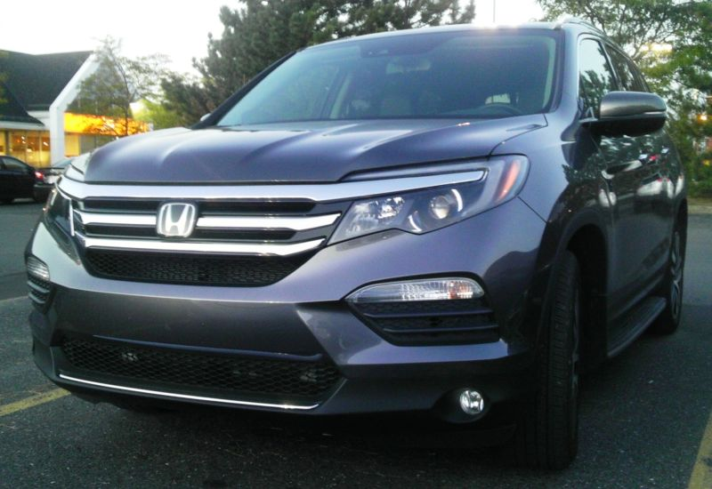 Honda Pilot Rating and Competitors