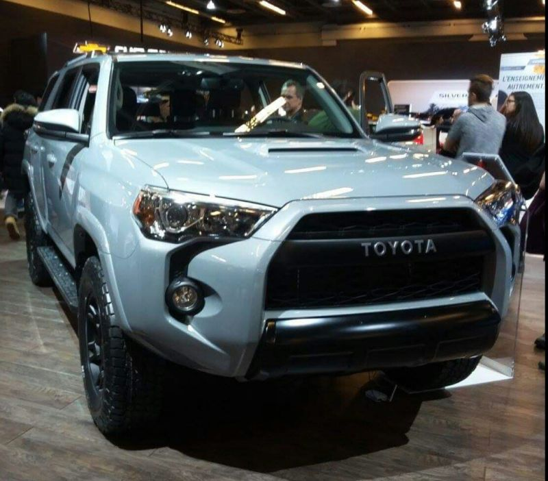 2017 Toyota 4Runner Rating And Competitors