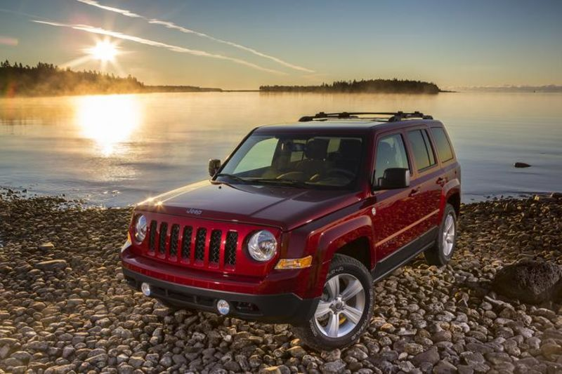 Jeep Patriot