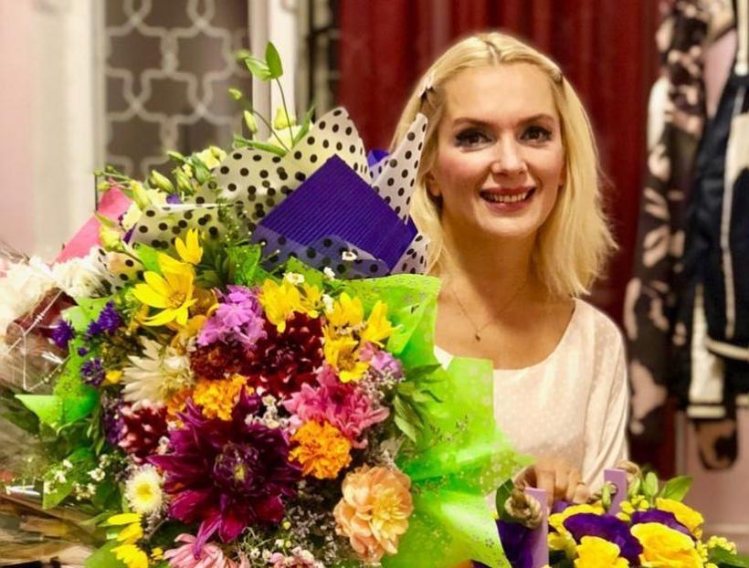 Актриса Мария Порошина рассталась с отцом пятого ребенка