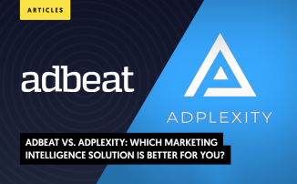 Adbeat vs. AdPlexity: Which Marketing Intelligence Solution Is Better for You?