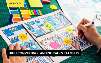High Converting Landing Pages - 10 Examples for Affiliate Programs and How to Create One