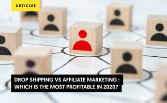 Drop Shipping vs Affiliate Marketing : Which is the Most Profitable in 2021?