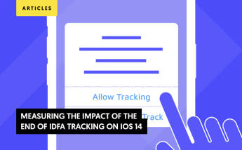 Measuring the Impact of the End of IDFA Tracking on iOS 14