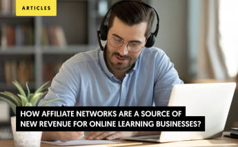 How affiliate networks are a source of new revenue for Online Learning businesses?