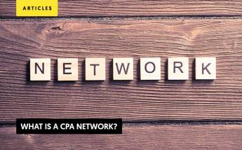 What is a CPA Network?