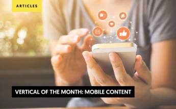 lemonads' Vertical of the Month: Affiliate Mobile Content Offers