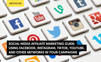Social Media Affiliate Marketing Guide 2021