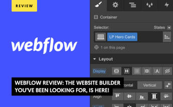 Webflow review: The Website Builder You've Been Looking For, Is Here!