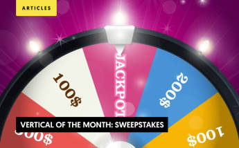 Affiliate Vertical of the Month: The Sweepstakes Offers