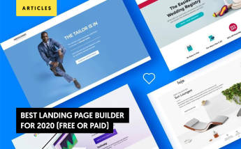 Top 10+ Best Landing Page Builder 2021 for Affiliate Marketer You Must Discover!