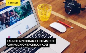 Launch a profitable e-Commerce campaign on Facebook Ads!