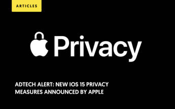 AdTech Alert: The 15 iOS Privacy Measures Announced By Apple