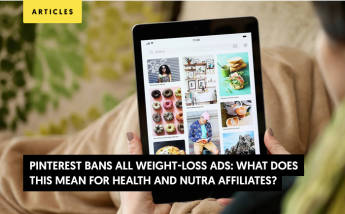 Pinterest Bans All Weight-loss Ads: What Does This Mean for Health and Nutra Affiliates?