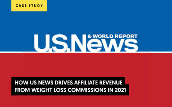 How US News Drives Affiliate Revenue from Weight Loss Commissions in 2021? (CASE STUDY)