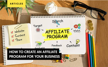 How to create an affiliate program for your business?