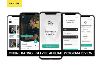 Vibe - The Online Dating App and Affiliate Program Review