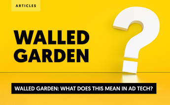 Walled Garden: What Does This Term Mean in Ad Tech?