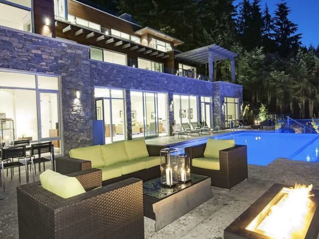 luxury homes vancouver