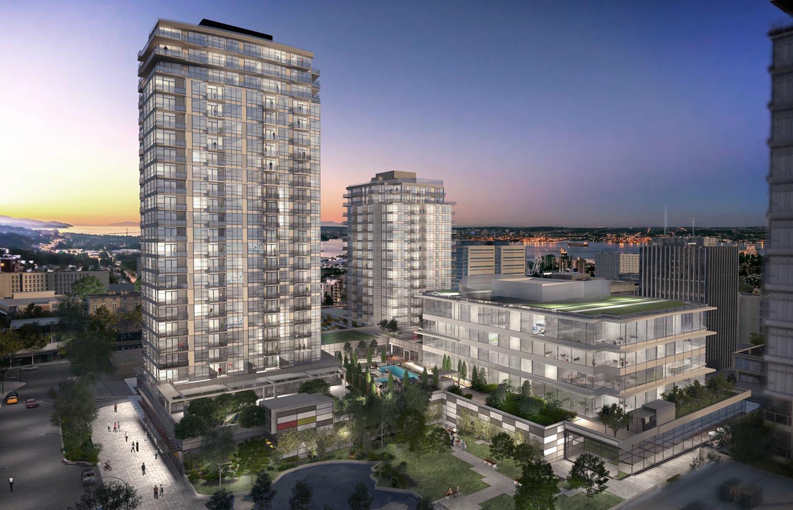 condos of North Vancouver