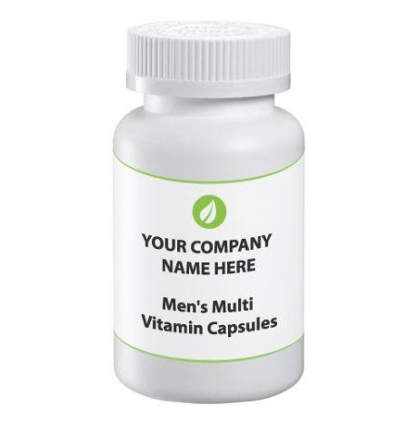 Men's Multi Vitamin Capsules