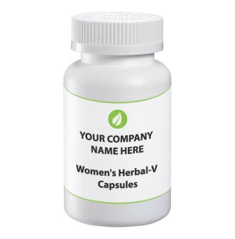 Women's Herbal-V Capsules