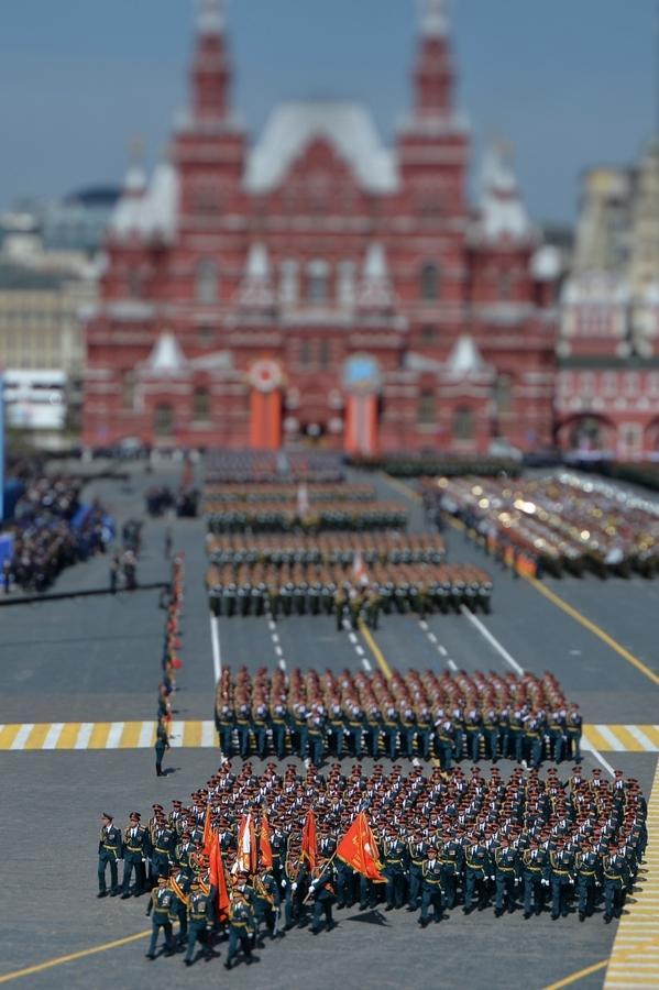 Владимир Путин объявил, что Парад Победы пройдет 24 июня