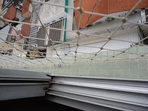 rede de proteção para janelas em SP