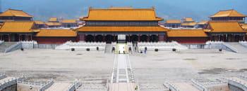 """Filming resumes at """"China's Hollywood"""" studios"""