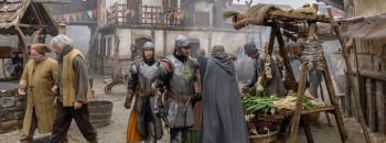 How US fantasy series, The Outpost, filmed in Serbia during Covid