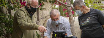 Filming in Portugal can continue, despite lockdown
