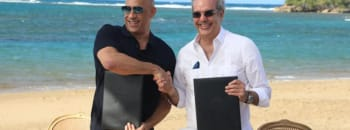 Vin Diesel developing movie studio in Dominican Republic