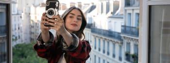 Netflix's Emily in Paris begins shooting season two in France