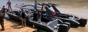 """Q&A with Frog Squad: """"We helped build the hero boats for the Jack Ryan series"""""""