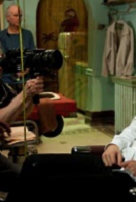 Busy times for producer Saïd Ben Saïd and David Cronenberg