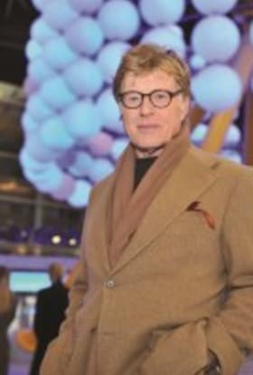 Robert Redford highlights economic importance of film industry