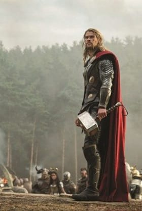 Disney releases new photos of Marvel's Thor: The Dark World