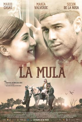 Director Michael Radford breaks ties from Spanish film La Mula