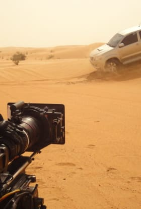 Dubai Film & TV Commission opens portal to manage film shoots