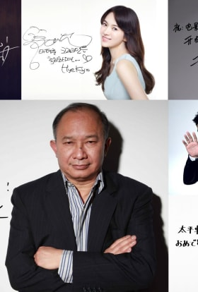 John Woo war epic shoots in China