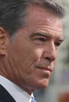 Pierce Brosnan heads back to Ireland for I.T.