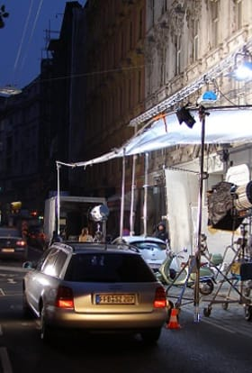 Vienna lives up to high expectations of film crews